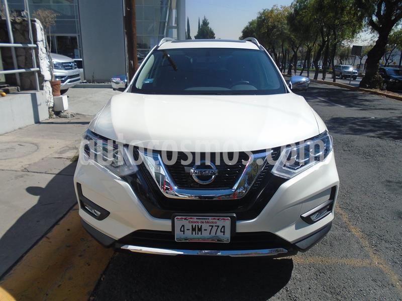 Nissan X-Trail Exclusive 3 Row usado (2020) color Blanco precio $545,900