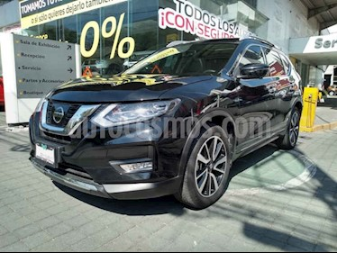 Nissan X-Trail Exclusive 2 Row usado (2019) color Negro precio $449,000