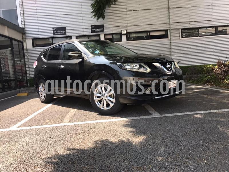 Nissan X-Trail Sense 2 Row usado (2015) color Verde Oscuro precio $205,000