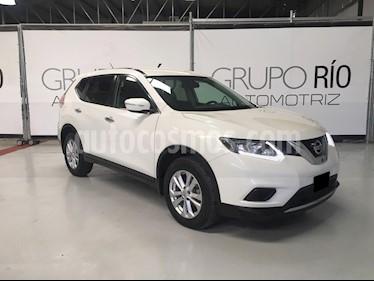 Nissan X-Trail Sense 2 Row usado (2016) color Blanco precio $249,000