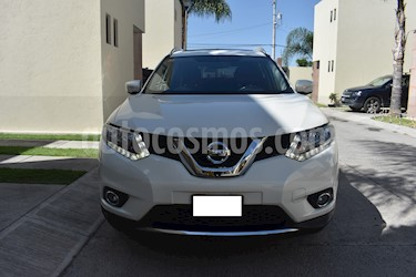Nissan X-Trail Advance 2 Row usado (2015) color Blanco precio $240,000