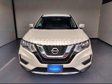 Nissan X-Trail Sense 3 Row usado (2019) color Blanco precio $313,800