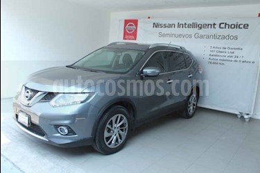 Nissan X-Trail Advance 2 Row usado (2016) color Gris precio $269,000