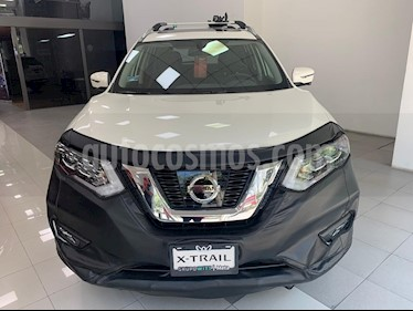 Nissan X-Trail Exclusive 3 Row usado (2018) color Blanco Perla precio $567,300