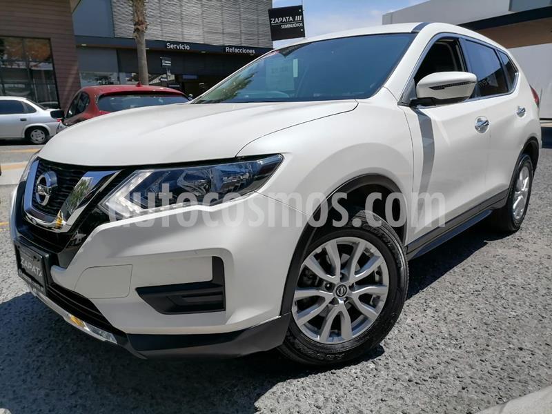 Nissan X-Trail Sense usado (2019) color Blanco precio $315,000
