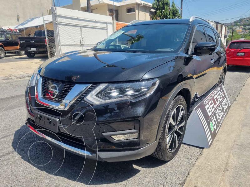 Foto Nissan X-Trail Exclusive 2 Row usado (2019) color Negro precio $468,000