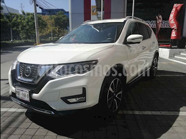 Nissan X-Trail Exclusive 2 Row usado (2018) color Blanco precio $410,000