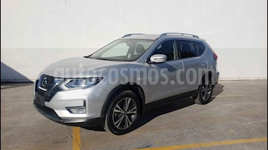 Nissan X-Trail 5p Advance 3 L4/2.5 Aut Banca abatible usado (2019) color Plata precio $344,900