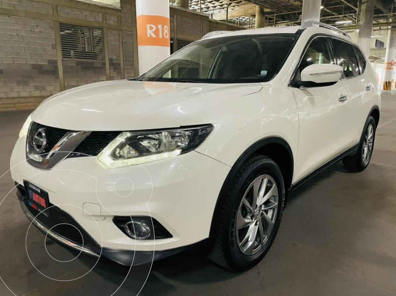 Foto Nissan X-Trail Advance 2 Row usado (2016) color Blanco precio $269,000