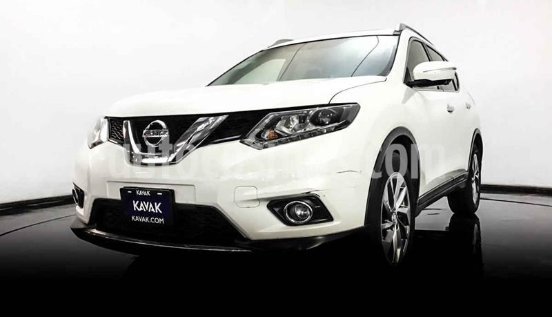 Nissan X-Trail Exclusive 2 Row usado (2017) color Blanco precio $294,999