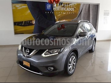 Nissan X-Trail 5P ADVANCE 3 L4/2.5 AUT BANCA ABATIBLE usado (2016) color Gris precio $285,900