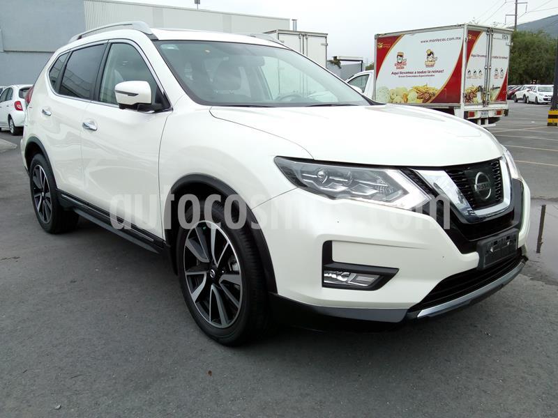 Nissan X-Trail Exclusive 2 Row usado (2019) color Blanco precio $440,648