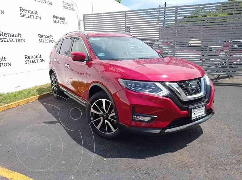 Foto Nissan X-Trail Exclusive 2 Row Hybrid usado (2020) color Rojo precio $585,000