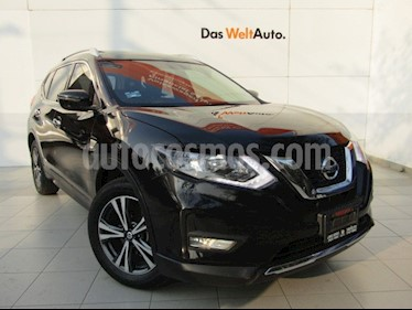 Nissan X-Trail Advance 2 Row usado (2019) color Negro precio $389,000