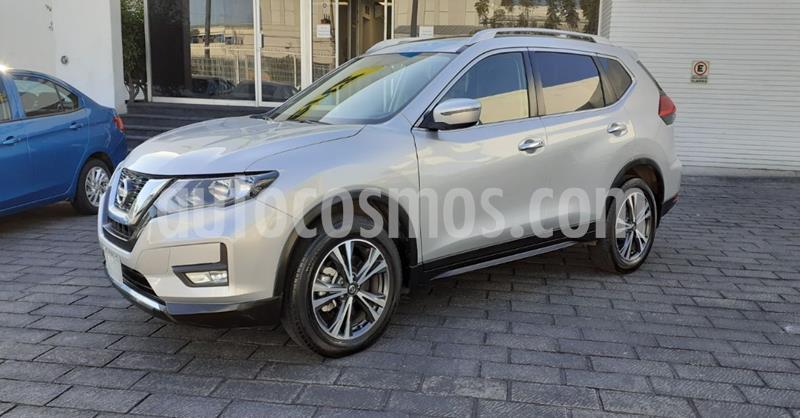 Nissan X-Trail Advance 3 Row usado (2020) color Plata Dorado precio $374,900