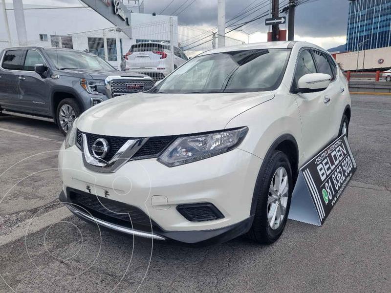Foto Nissan X-Trail Sense 2 Row usado (2016) color Blanco precio $254,000