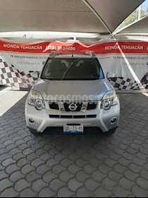 Nissan X-Trail Advance 2 Row usado (2013) color Plata precio $179,000