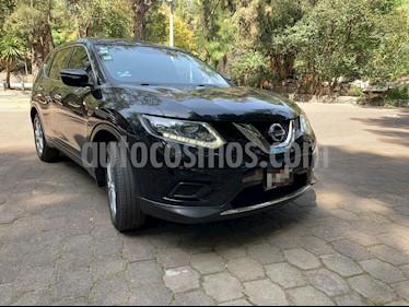 Nissan X-Trail Sense 3 Row usado (2015) color Negro precio $235,000