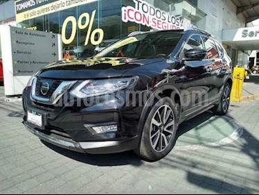Nissan X-Trail 5p Exclusive 2 L4/2.5 Aut usado (2019) color Negro precio $449,000