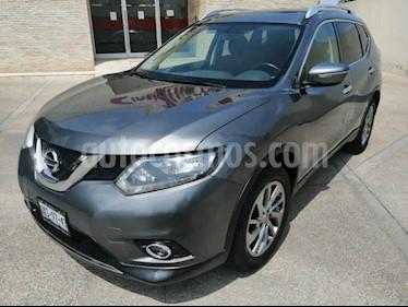 Nissan X-Trail 5p Advance 2 L4/2.5 Aut usado (2017) color Gris precio $267,000