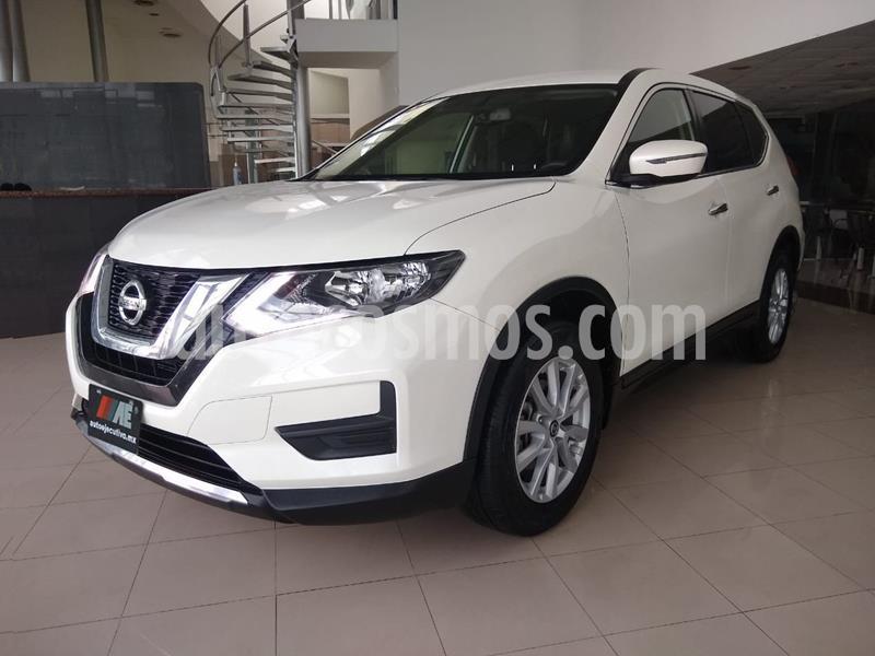 Nissan X-Trail Sense 2 Row usado (2019) color Blanco precio $315,000
