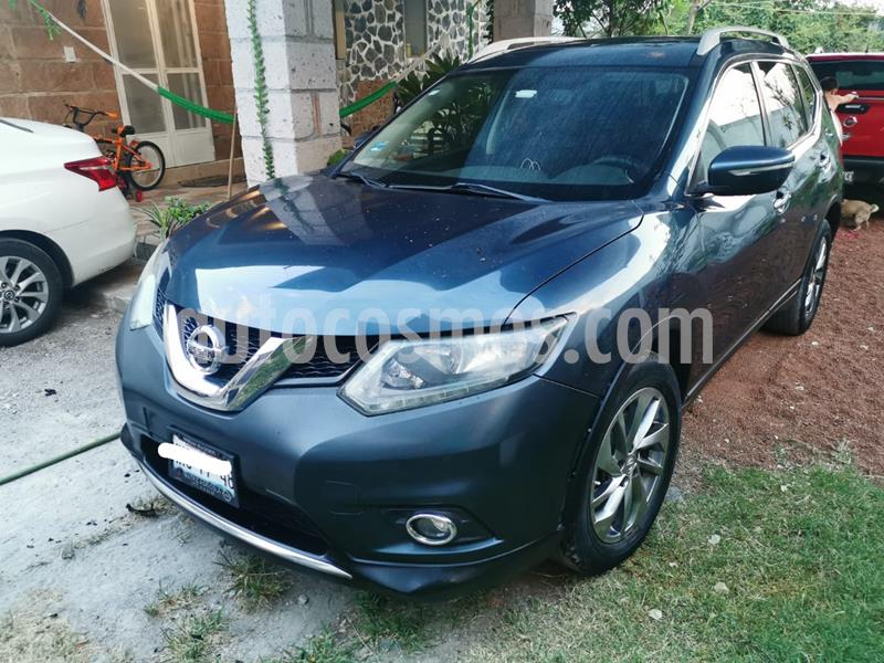 Nissan X-Trail Advance 3 Row usado (2016) color Azul precio $220,000