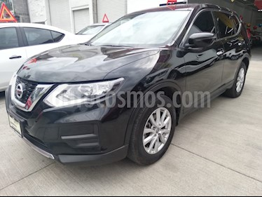 Nissan X-Trail Exclusive 2 Row usado (2019) color Negro precio $350,000