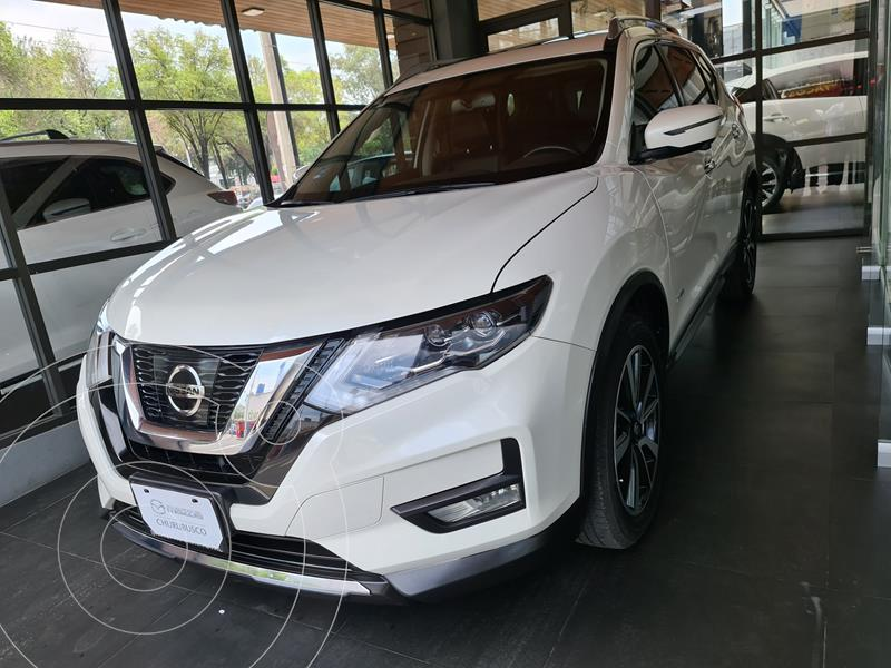 Foto Nissan X-Trail Exclusive 2 Row Hybrid usado (2019) color Blanco Perla precio $455,000