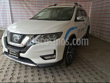 Nissan X-Trail Exclusive 3 Row usado (2020) color Blanco Perla precio $490,000