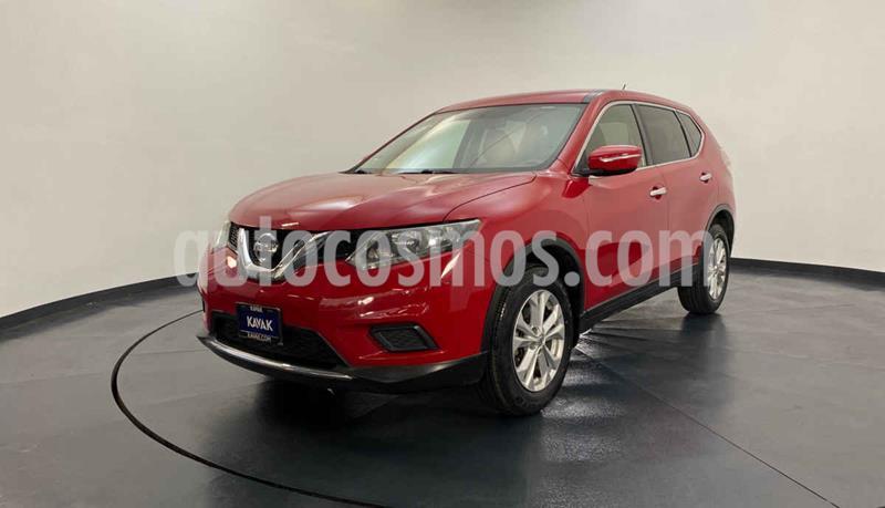 Nissan X-Trail Sense 2 Row usado (2016) color Rojo precio $252,999