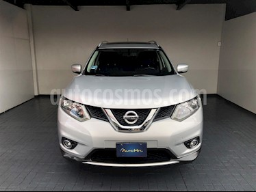 Nissan X-Trail Advance 2 Row usado (2015) color Blanco precio $263,800