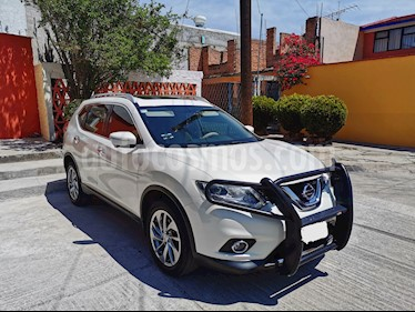 Nissan X-Trail Exclusive 2 Row usado (2015) color Blanco precio $270,000
