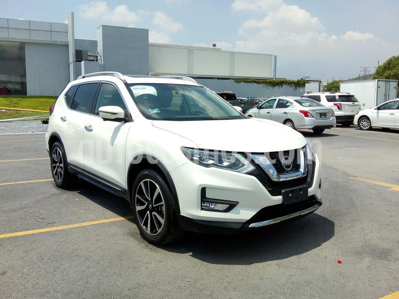 Nissan X-Trail Exclusive 3 Row usado (2019) color Blanco precio $503,000