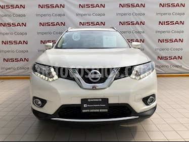 Nissan X-Trail Advance 2 Row usado (2016) color Blanco precio $255,000