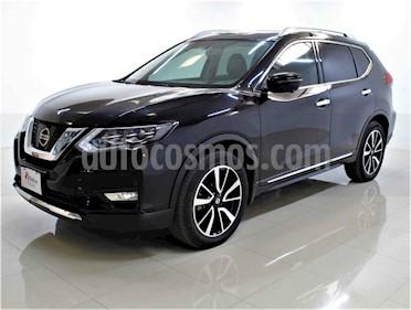 Nissan X-Trail Exclusive 2 Row usado (2019) color Negro precio $399,000