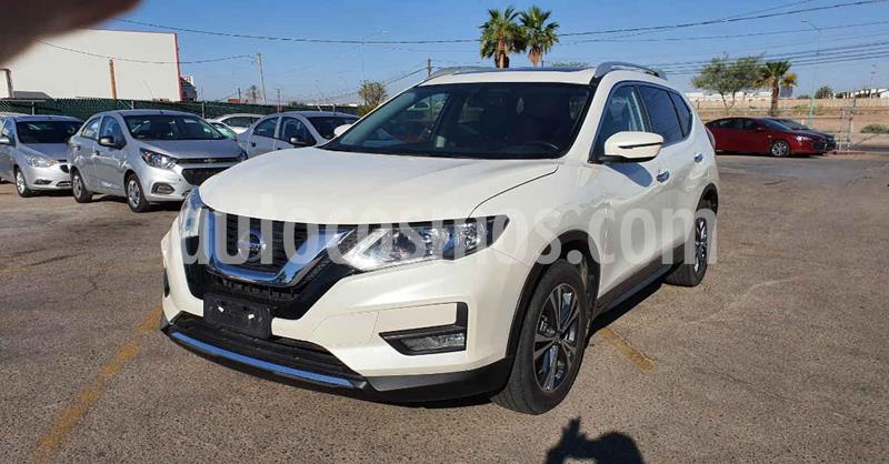 Nissan X-Trail Advance 2 Row usado (2019) color Blanco precio $309,900