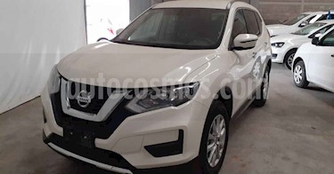 Nissan X-Trail 5p Sense 2 L4/2.5 Aut usado (2019) color Blanco precio $299,900