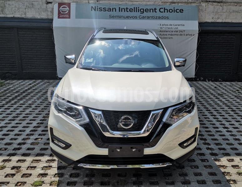 Nissan X-Trail Exclusive 3 Row usado (2020) color Blanco precio $500,000