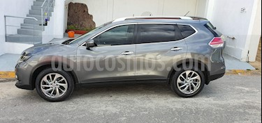 Nissan X-Trail Advance 2 Row usado (2016) color Gris precio $229,000