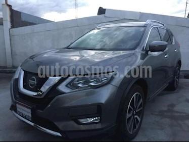 Nissan X-Trail 5p Exclusive 2 L4/2.5 Aut usado (2018) color Gris precio $398,000