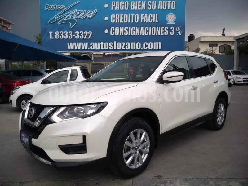 Nissan X-Trail Sense 2 Row usado (2019) color Blanco precio $329,900