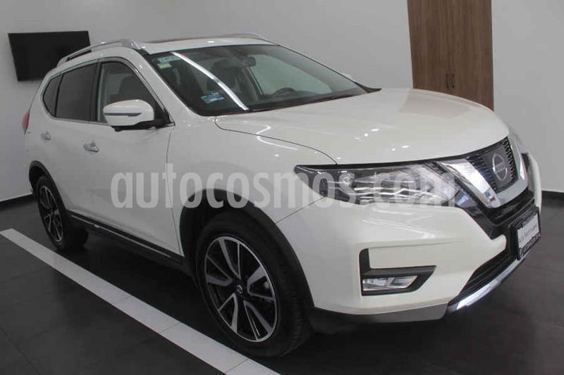 Nissan X-Trail Advance 2 Row usado (2018) color Blanco precio $369,000