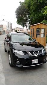 Nissan X-Trail 2.5L Advance 3Filas  usado (2017) color Negro precio u$s22,800