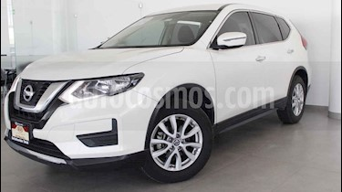 Foto venta Auto usado Nissan X-Trail Sense 2 Row (2018) color Blanco precio $320,000