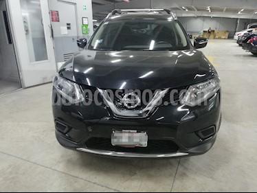 Nissan X-Trail Sense 2 Row usado (2015) color Negro precio $245,000
