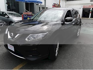 Foto venta Auto usado Nissan X-Trail Sense 2 Row (2015) color Verde Oliva precio $218,000