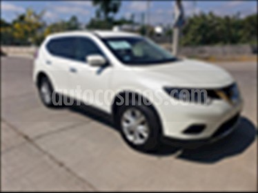 Nissan X-Trail Sense 2 Row usado (2017) color Blanco precio $268,000