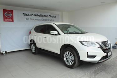 Foto venta Auto usado Nissan X-Trail Sense 2 Row (2018) color Blanco precio $350,000