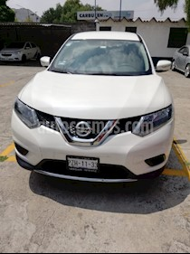 Foto Nissan X-Trail Sense 2 Row usado (2017) color Blanco precio $255,000