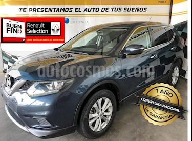 Foto venta Auto Seminuevo Nissan X-Trail Sense 2 Row (2016) color Azul